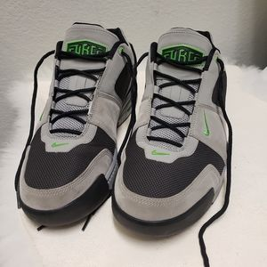 Rare 2006 Nike Air Force Basketball Sneakers Sz 13